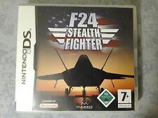 F24 STEALTH FIGHTER NINTENDO DS DSi 2DS 3DS PAL ITA ITALIANO COMPLETO COME NUOVO
