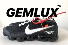 NIKE AIR VAPORMAX FK X OFF-WHITE OFF THE 10 Sneakers UK 10