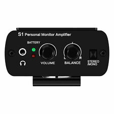 ANLEON S1 Personal In-Ear Monitor Headphone Amplifier in-ear amp IEM system