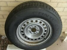 New Continental Contrac M+S 235 70 16 tire on rim for Ford Ranger