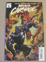 Absolute Carnage #1 Marvel 2019 Series 3rd Print Variant Venom Spider-Man 9.6 NM