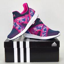 Adidas Bounce Damen Sneaker Laufschuhe Slipper Schuhe Slip Shoe weiss blau pink
