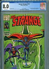 Doctor Strange #178 (Marvel 1968) CGC Certified 8.0