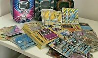Premium 50 Pokemon Trading Card Bundle! Sun & Moon GX - EX - Full Art - Promo