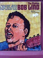 "Bob Lind ""The Elusive Bob Lind"" 1966 Folk LP, Orig Press,IN SHRINK EX/EX cond"