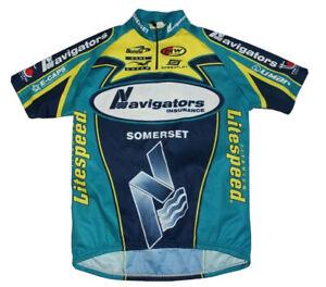 Cycling Biemme Navigators Cane Creek Somerset Jersey Size-XL NLV