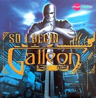 Galleon ‎CD Single So I Begin - France (VG/VG+)