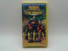 Fisher Price - Rescue Heroes , THE MOVIE, VHS