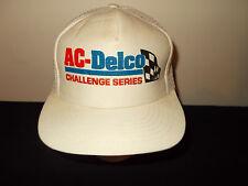 Vtg-1980s AC Delco Challenge Serie Auto Stock Car Racing Netz Hut sku19