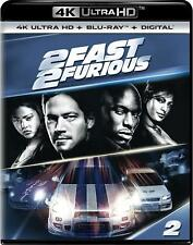 2 Fast 2 Furious (and the)(4K Ultra HD)(UHD)(DTS:X)