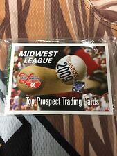 2009 Midwest League Top Prospects [Grandstand] complete baseball card set