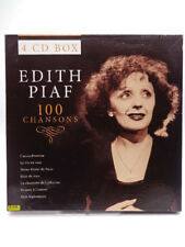 "Musi CD - Edith Piaf - 100 Chansons ""Digital Remastered"" (4CD Box)"
