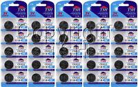25 pcs 2025 TSH Lithium Watch Batteries ON SALE