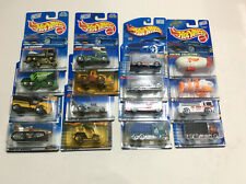HOT WHEELS 2000 SERIES LARGE & COMMERCIAL VEHICLES VARIETY CARDS VG-MINT 1 ERROR