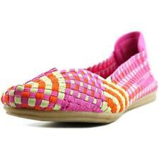 Zapatos planos de mujer de color principal rosa Talla 41