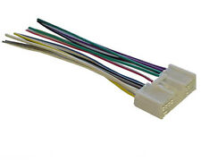Mazda Factory Radio wiring harness 2001-2010 WH-501