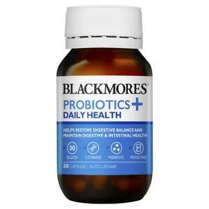Blackmores Probiotics+Daily Health30 Capsules