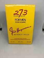 273 Rodeo Drive For Men by Fred Hayman's Beverly Hills EDC Spray 1 oz BRAND NEW