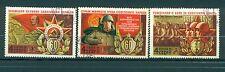 Russie - USSR 1978 - Michel n. 4695/97 - 60 années de l'Armée rouge