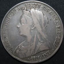 1900 | Victoria Crown 'LXIV' | Silver | Coins | KM Coins