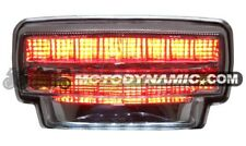 2007-2012 Honda CBR-600RRSEQUENTIAL SIGNAL LED Clear Tail Lights H-7RR6-C