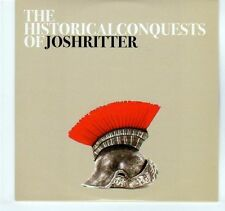 (EA327) The Historical Conquests of, Josh Ritter - 2007 DJ CD