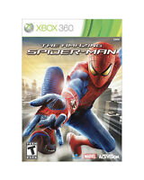 NEW The Amazing Spider-Man Spiderman (Xbox 360, 2012) BRAND NEW FACTORY SEALED