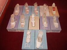 18 Pairs Of BNIB Bulk Girls Childrens Bridesmaid Wedding Evening Shoes By P&P