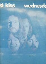 WEDNESDAY last kiss US 1974 SUSSEX EX+ LP