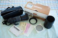 Tamron 200-500mm f/5-6.3 Di LD IF SP AF A08 For Nikon F mount