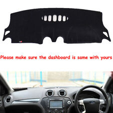 For Ford Mondeo 2007-2012 RHD DashMat Dashboard Mat Sun Cover Pad Car Interior
