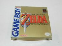 Legend of Zelda Link's Awakening Nintendo Game Boy GameBoy Complete in Box CIB
