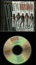 Brighton Rock Young, Wild And Free CD Original Canada press
