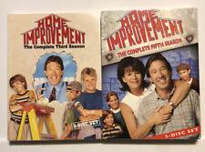 Home Improvement DVD Lot - Seasons 3 & 5