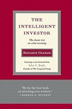 The Intelligent Investor: The Classic Text on Value Investing NUEVO Rilegato Lib