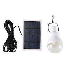 2017 150Lm Solar Powered Led Bulb Light Outdoor Solar Energy Lamp fit -50°100°