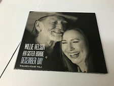 WILLIE NELSON December Day: Willies Stash Vol.1 CD ***888750170125***
