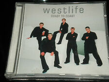 Westlife - Coast To coast - CD Album - 2003 - 18 Great Tracks
