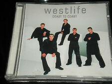 Westlife - Coast To Coast - CD Album - 2003 - 18 Great Tracks