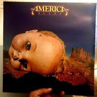 America Alibi 1980 LP 33 Giri Capitol 3C 064-8620 Prima Stampa Nuovo Sigillato