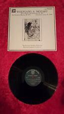 Wolfegang A. mozart Eine Kleine Nachtmusik K. 525 mint condition vinyl record #2