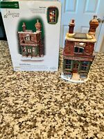 Dept 56 Norfolk Biffins Bakery 56-58491 Christmas Carol Dickens Village SALE