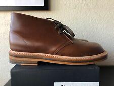 Clarks Original Desert Welt Boot Tan Leather Size 9 26127856