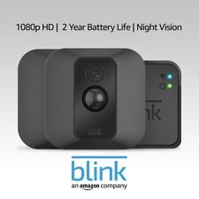 Blink XT Home Video Security 2 Camera Kit System w/ Motion Detection, Wall Mount