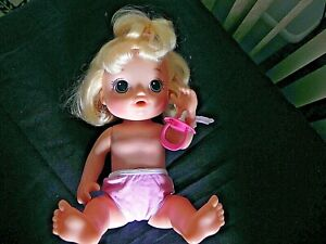 Baby Alive Taking & Dance Doll  Blonde Hair 2017 Hasbro Accessories