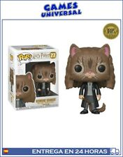 Funko Pop Harry Potter Hermione Granger Gato 77