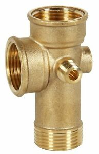 BRASS FITTINGS (VARIOUS SIZE AVAILABLE)