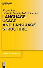 Trends in Linguistics. Studies and Monographs [TiLSM]: Language Usage and...