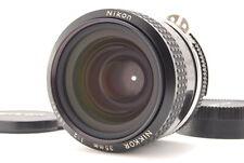 【Near Mint】NIKON AI NIKKOR 35mm f/2 Prime MF SLR Lens From JAPAN A318