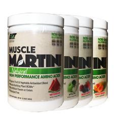 GAT Muscle Martini Natural High Performance Amino Acids 30 srv - Pick Flavors